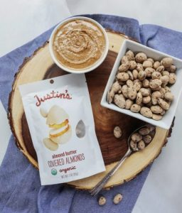 Justin's Almond Butter Covered Almond appetite appeal shot