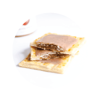 Icon thumbnail of stacked Justin's peanut butter toaster pastries on a white background
