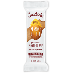 Justin's Honey Almond Butter plant-based Protein Bar 1.4 oz